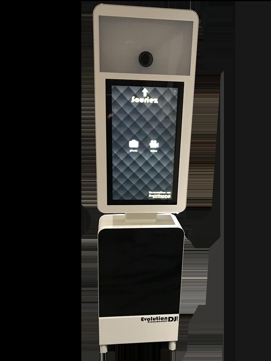 Location machine à selfie orleans